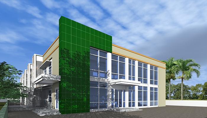 Rancangan Bangunan RSI 10