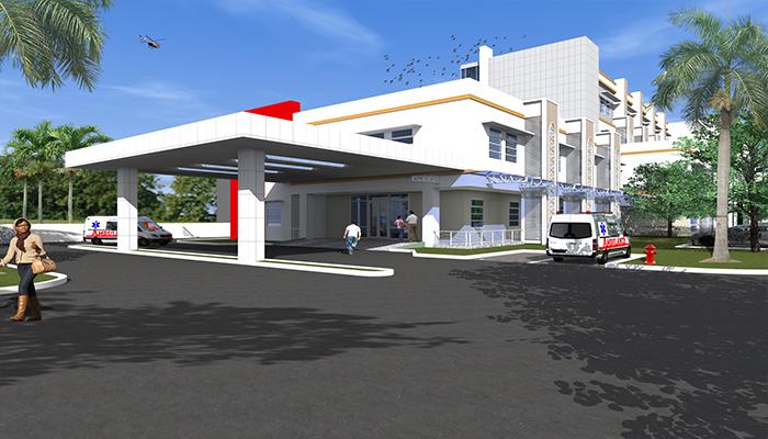 Rancangan Bangunan RSI 11