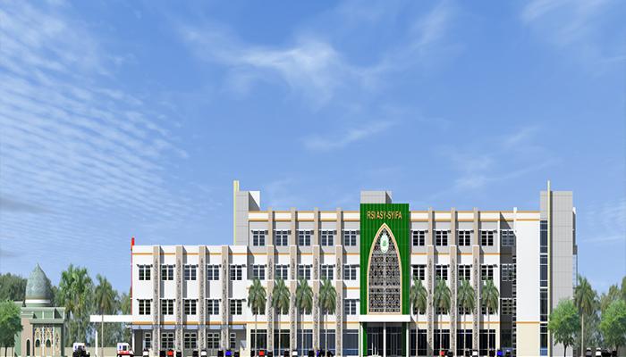 Rancangan Bangunan RSI 12
