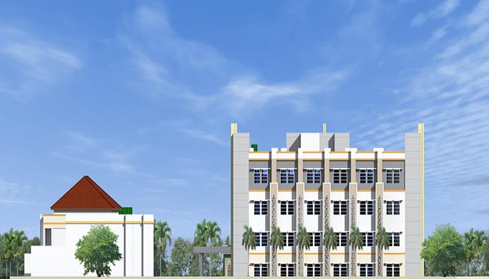 Rancangan Bangunan RSI 13