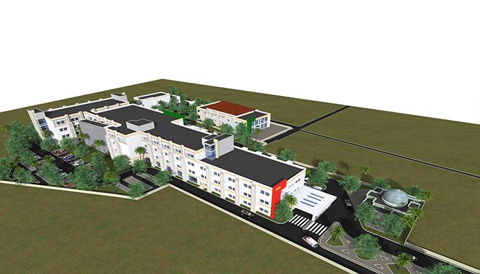 Rancangan Bangunan RSI 2