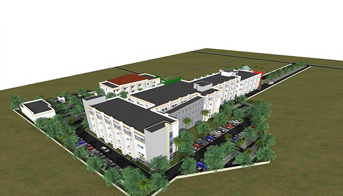 Rancangan Bangunan RSI 4