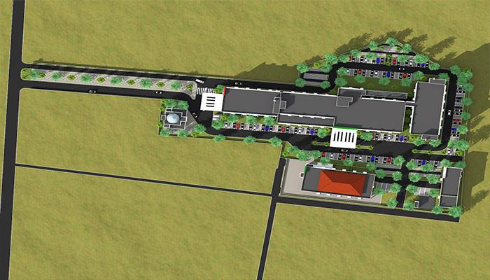 Rancangan Bangunan RSI 5