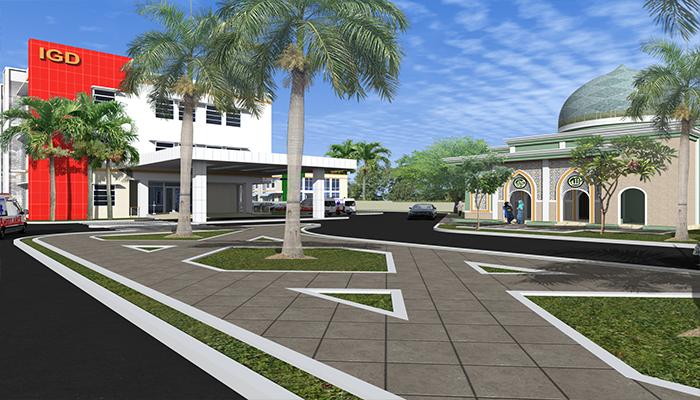 Rancangan Bangunan RSI 7