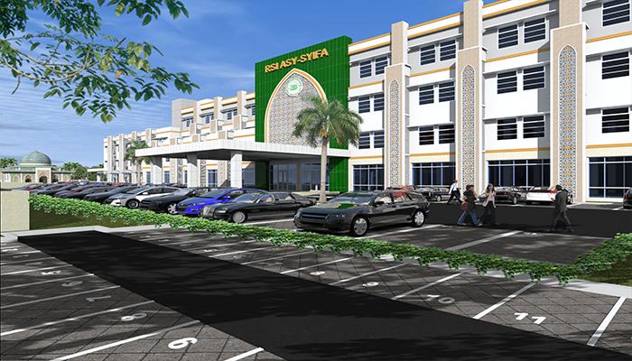 Rancangan Bangunan RSI 8